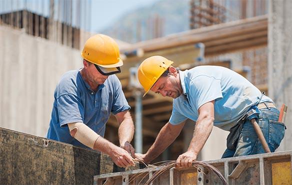 פועלי בניין בישראל